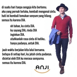 download lagu anji dia