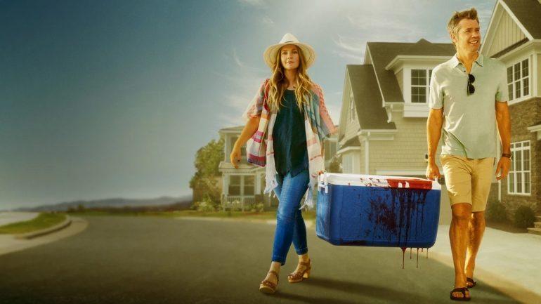 Drew Barrymore y Timothy Olyphant protagonizan 'Santa Clarita Diet'