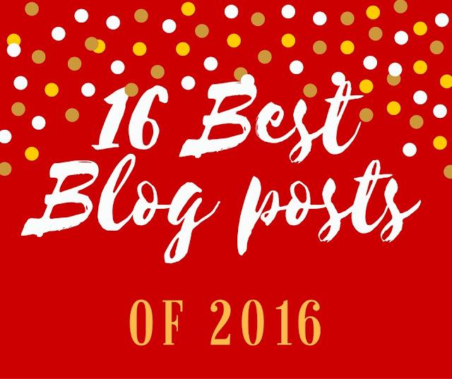 Οι 16 πιο αγαπημένες αναρτήσεις του 2016