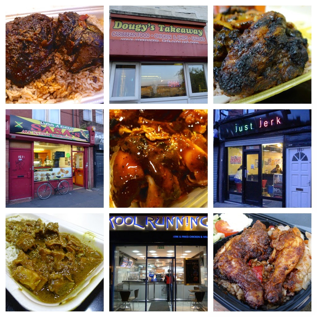Jerk Chicken Restaurant London