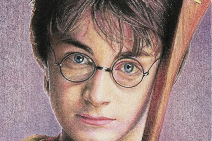 Dibujo Harry Potter A Lapiz