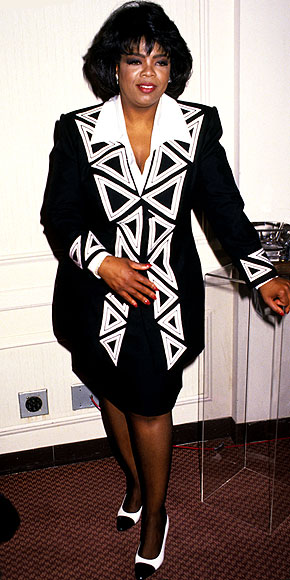 STYLE CODE FAIRWELL TO OPRAH A TRIBUTE TO A LEGEND