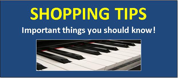 shopping tips