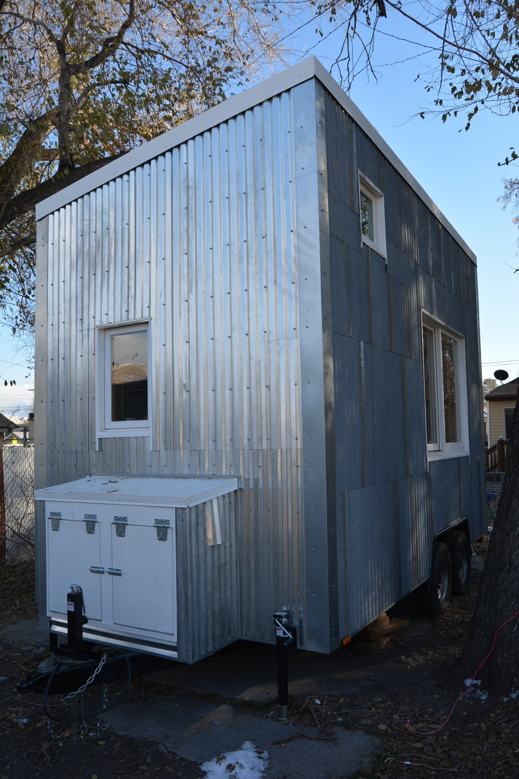 Tiny house town artist built tiny house 175 sq ft for Tiny house search