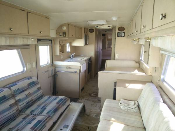 Used Rvs Newell Coach Diesel Pusher Project For Sale By Owner