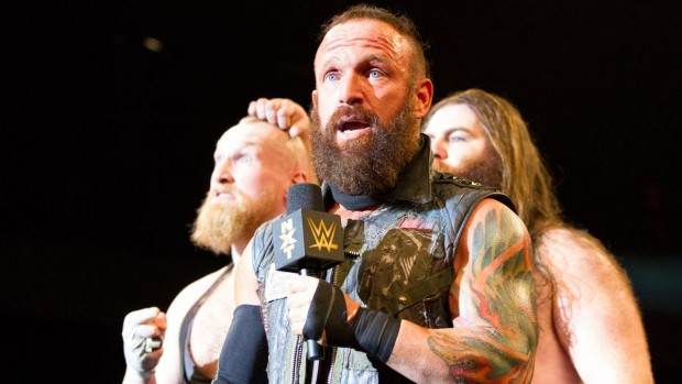 Triple H tinha planos de mandar Eric Young para o NXT