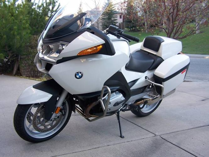 World Motorcycle Wallpapers: Bmw R1200rt
