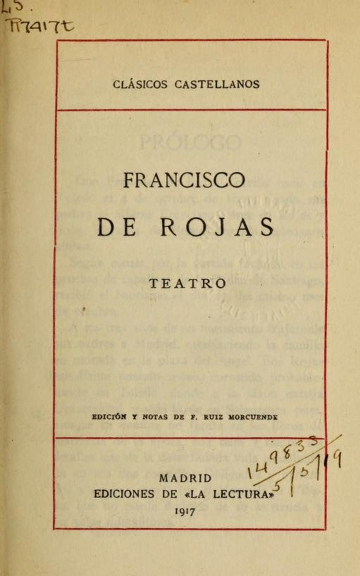 Rojas Zorrilla