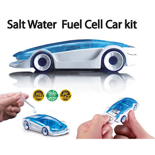 Salt Water Fuel Cell – Car Kits