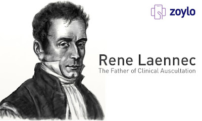 The Father of Clinical Auscultation - Rene Laennec | Online Healthcare Tips