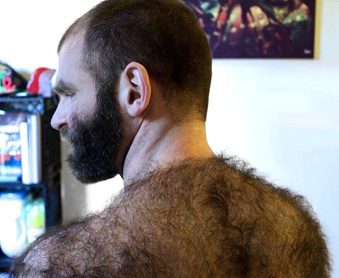 Сильно волосатый мужик, Волосатые парни ВКонтакте 13 фотография