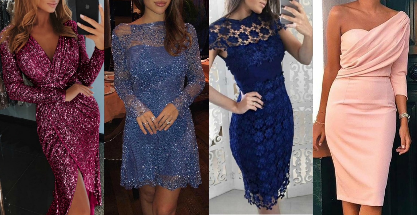 d70be342 Oh my days, how gorgeous is the Sequin Wrapped Dress? It's a total Barbie  style dress too. I'm not sure wrap dresses suit me best but I love the  glitz, ...