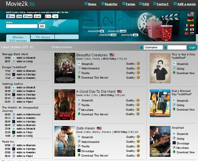 Movie2k Download