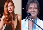 Marina Ruy Barbosa gravará dueto com Roberto Carlos