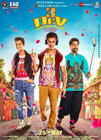3 Dev (2018) Movie Poster