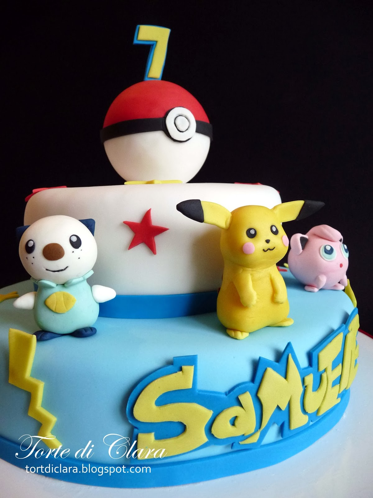torte di clara pokemon cake. Black Bedroom Furniture Sets. Home Design Ideas