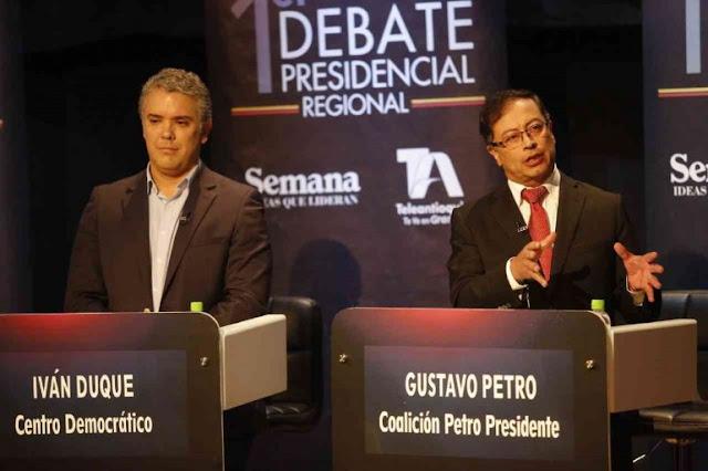 Después de la primera vuelta electoral, ¿qué viene para Colombia?