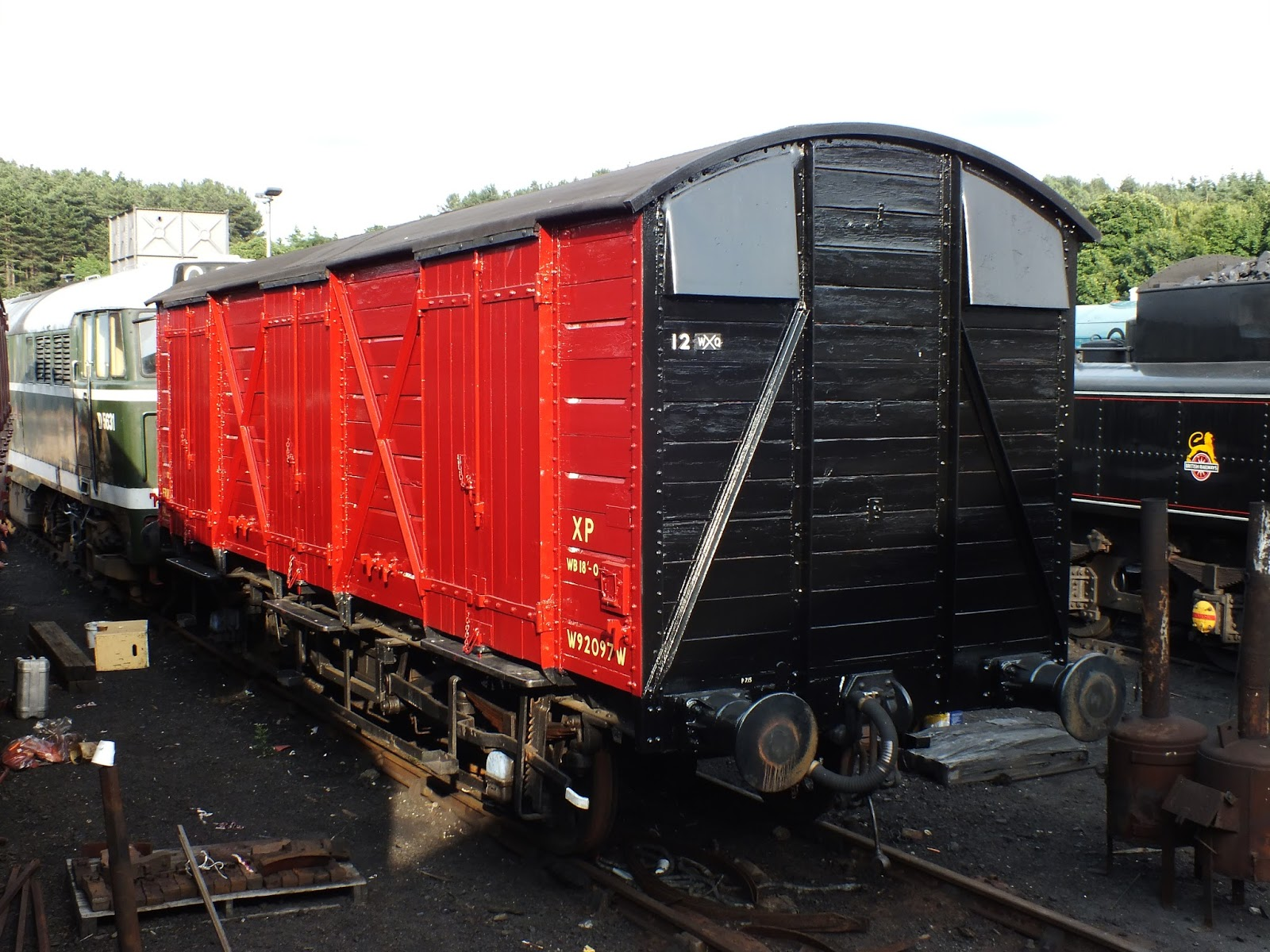 Carriage  U0026 Wagon News  Completion Special  Gwr Designed