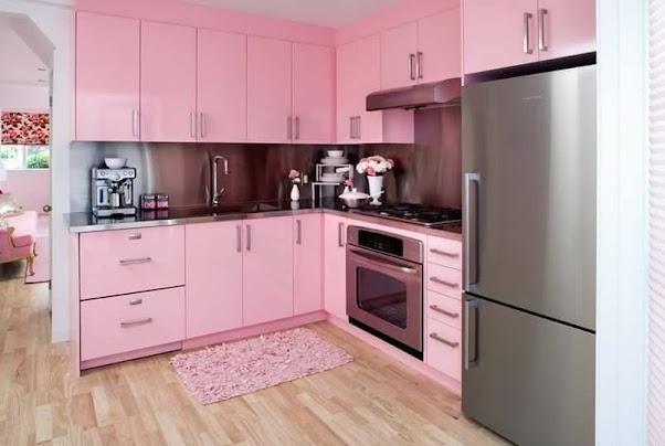 Desain Dapur Modern Elegant 05