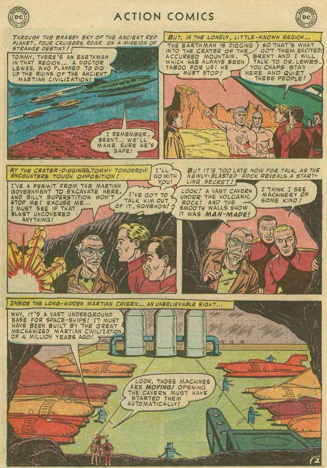 Read online Action Comics (1938) comic -  Issue #173 - 28