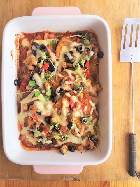 Kotlety schabowe à la pizza / Pizza Pork Chops