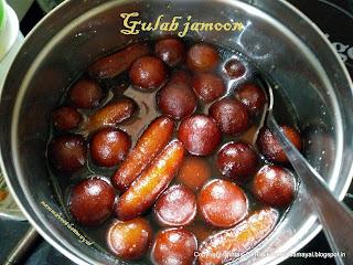 gulab jamoon
