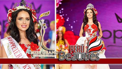 Miss Grand Ukraine 2018