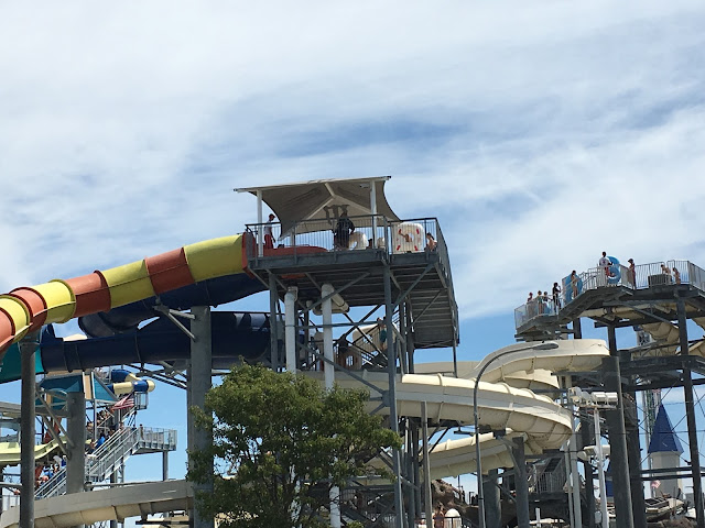Waterpark in Seaside Heights New Jersey