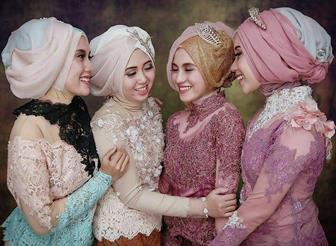 Tentukan Model Kebaya Di Awal Sebelum Membuat Kebaya Hijab