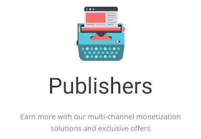 Publishers, Google AdSense alternatives