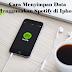 Cara Menyimpan Data Menggunakan Spotify di Iphone