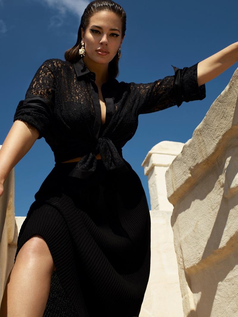 Marina Rinaldi Spring/Summer 2019 Campaign