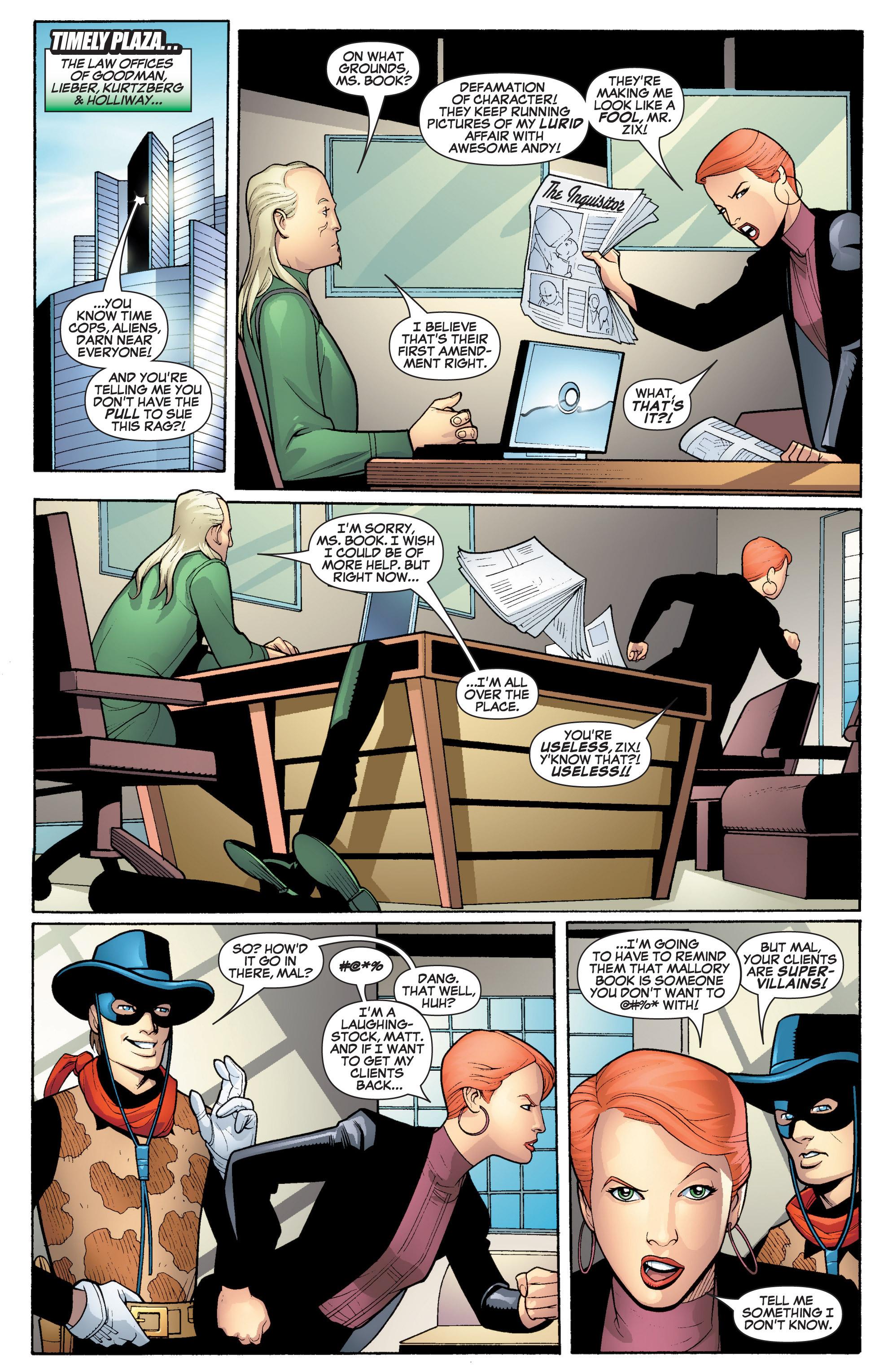 Read online She-Hulk (2005) comic -  Issue #17 - 8
