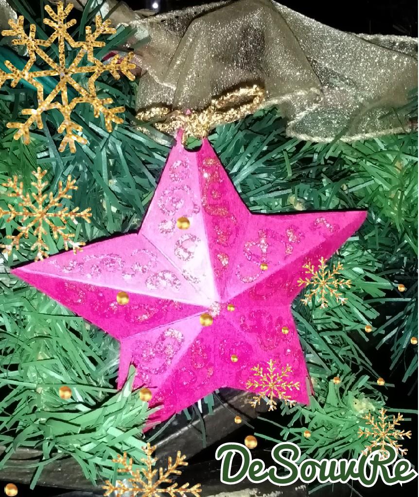 Desouvre estrellas de papel para guirnaldas de navidad - Estrellas de papel para navidad ...