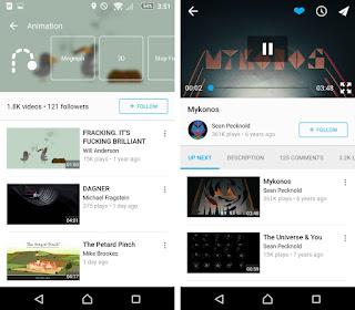 Vimeo 2.26.0 (Android 4.2+) Descargar APK Mira y comparte vídeos en HD