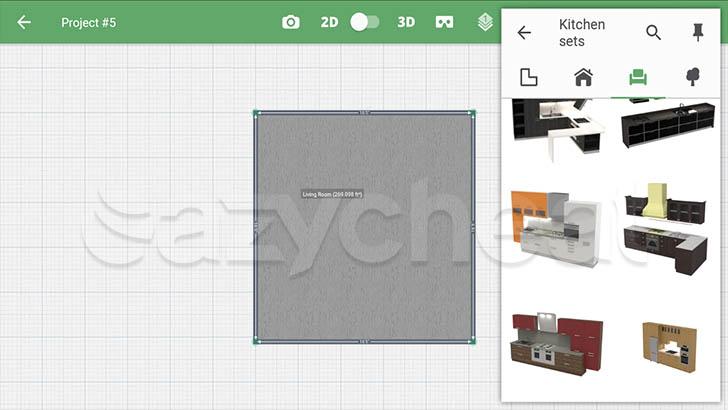 Planner 5D - Home & Interior Design Creator 1.21.3 All Items Unlocked All Items Unlocked