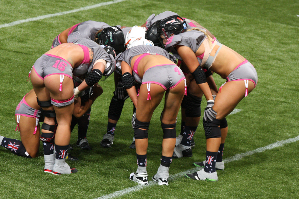 Lingerie Football Games 15
