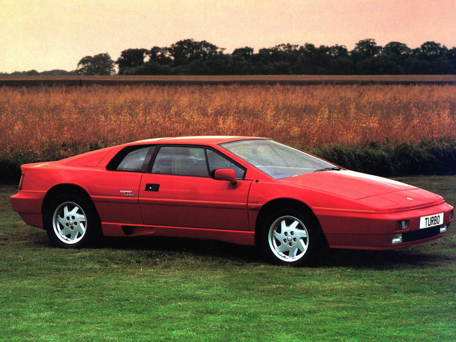 1980 LOTUS Esprit Turbo Car Picture