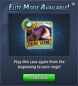 Criminal Case Game Enter Elite Mode And Earn Gold Rings