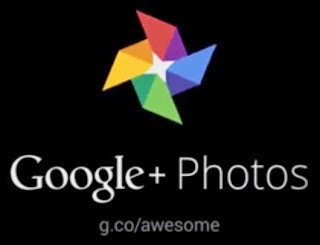 Google+ Photos pinwheel