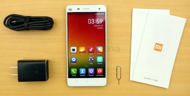 Update Harga Terbaru Hape Xiaomi Mi 4 Ponsel RAM 3 GB