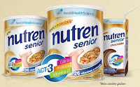 Amostra Grátis Nestlé Nutren Senior