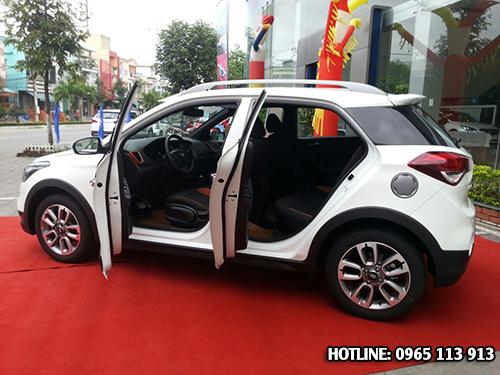 Đại lý Hyundai Hai Phong