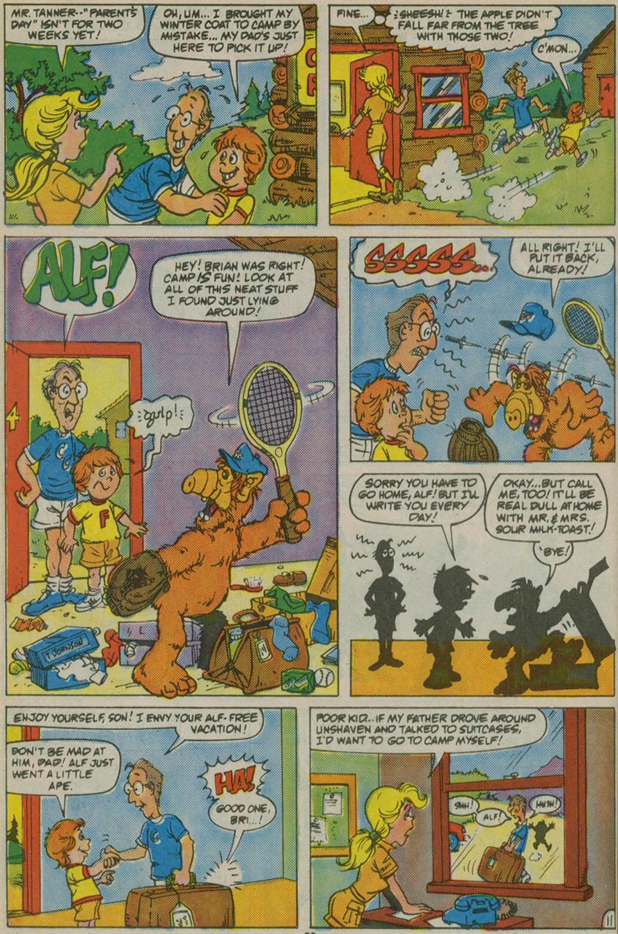 Read online ALF comic -  Issue # _Annual 1 - 54