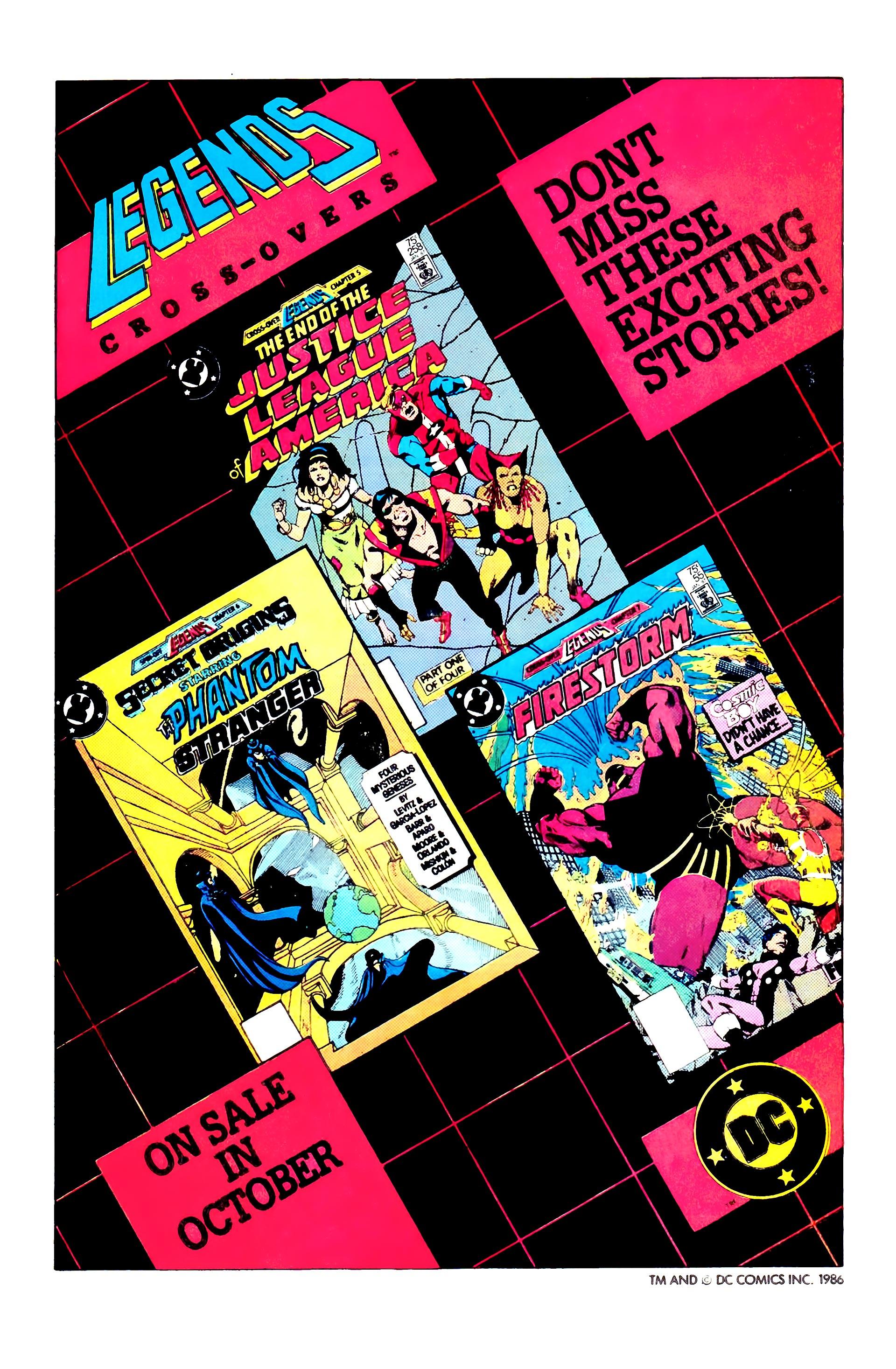 Read online Secret Origins (1986) comic -  Issue #10 - 40