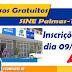 Cursos gratuitos no Sistema Nacional de Emprego (Sine-TO) de Palmas