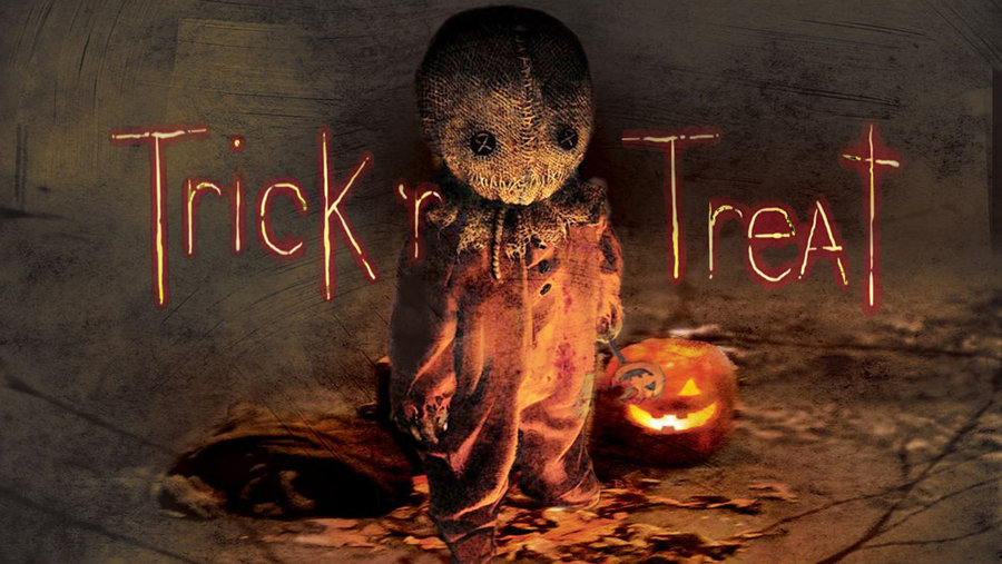 Halloween Film List Trick 'R' Treat / Petit Belle Chaton