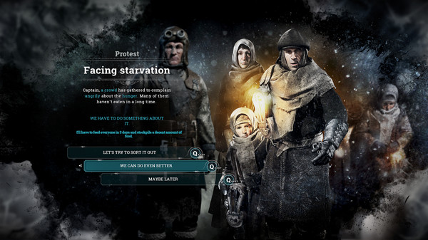 Frostpunk Free For PC