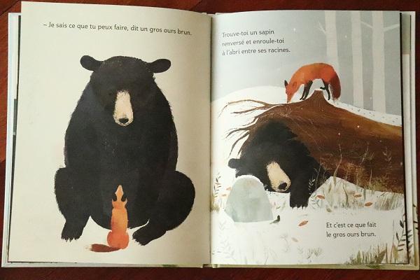 livre hiver maternelle