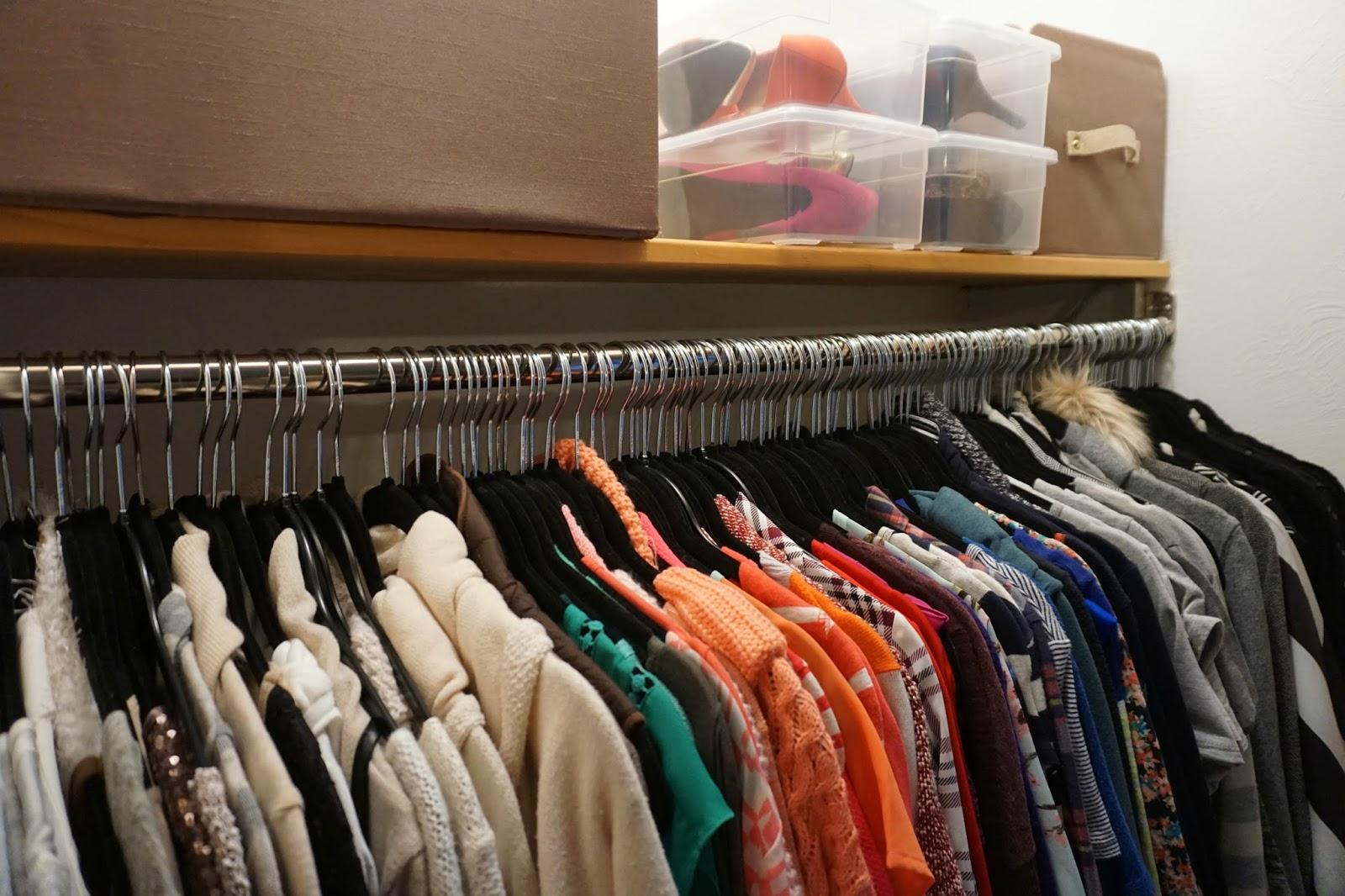 The Power Of An Organized Closet